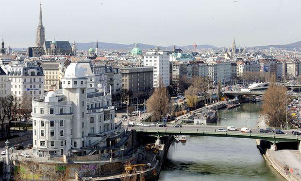 Symbolbild: Blick auf Wien