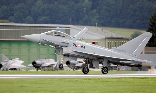 Der Eurofighter Typhoon