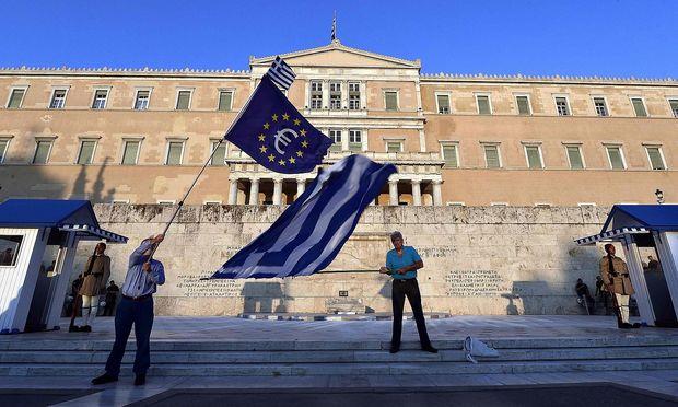 Symbolbild aus Griechenland