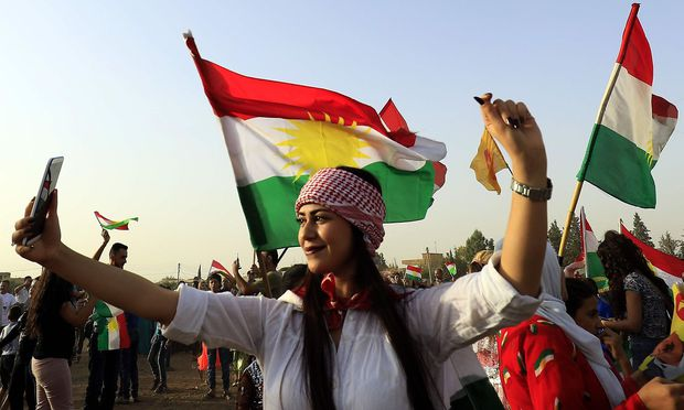 Am Montag stimmten die Kurden über ihre Unabhängigkeit ab.