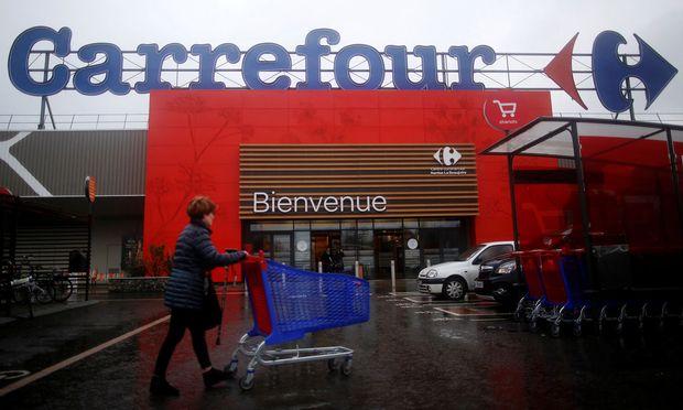 Carrefour ist Marktführer in Frankreich und weltweit die Nummer zwei. / Bild: (c) REUTERS (Stephane Mahe)
