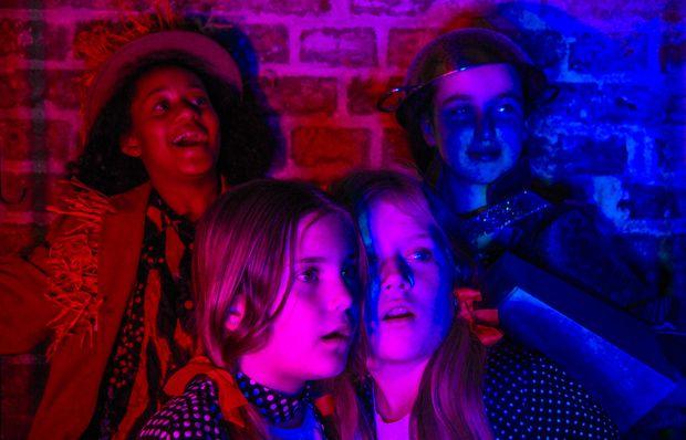 """Heuer bringen die Kinder den """"Zauberer von Oz"""" auf die Bühne des WUK."""
