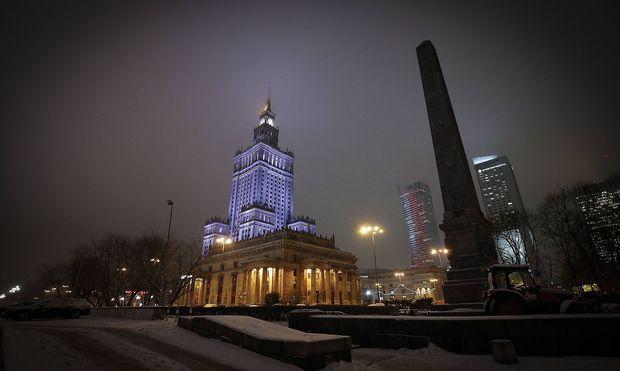 Warschau ist für eine Nahostkonferenz ein ungewöhnliches Pflaster