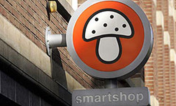 Smartshops für Magic Mushrooms
