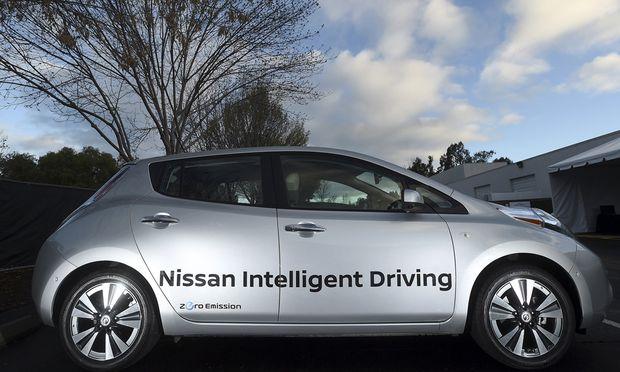 Renault Und Nissan K 252 Ndigen F 252 R 2016 Selbstfahrende Autos