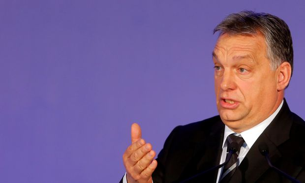 Viktor Orbán unterzeichneter Erlass streicht das Studienfach aus der Liste der in Ungarn zugelassenen Master-Kurse. / Bild: (c) REUTERS (Laszlo Balogh)