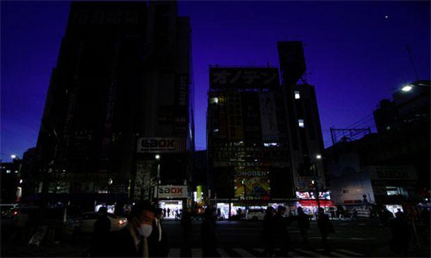 Wirtschaftsfaktor Stromausfall Wenn dunkel