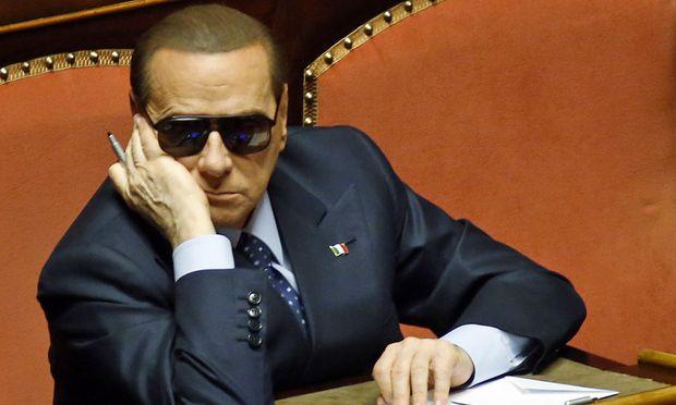 Italien Berlusconi beansprucht Praesidenten