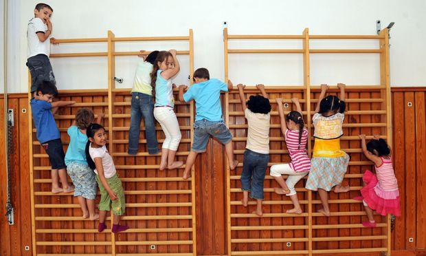 Tägliches Turnen wird Pflicht an Ganztagsschulen
