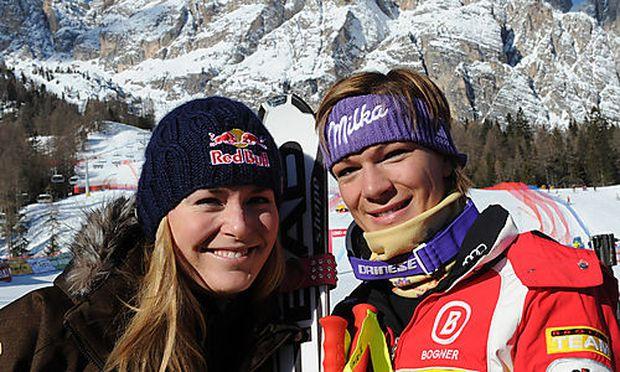 Lindsey Vonn, Maria Riesch