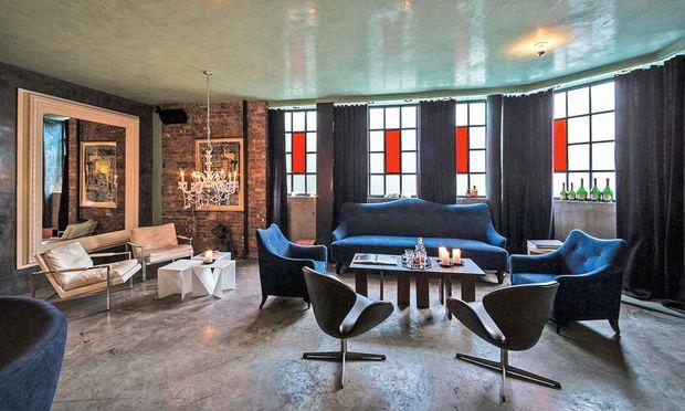 Cocktails. Mit dem Sanatorium feiert Albert Trummer ein Comeback in New York.