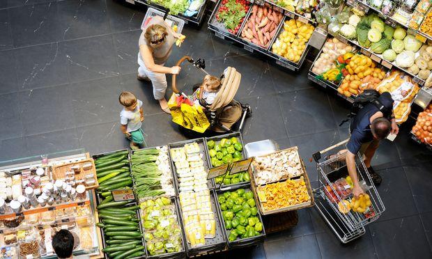"""Rewe strebt bis Ende 2019 """"Plastikfreies"""" Obst und Gemüse an"""