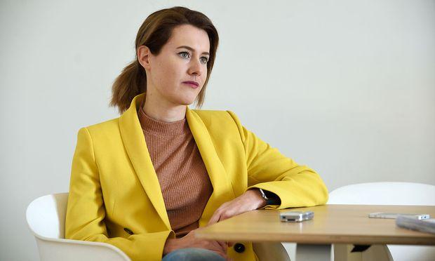 Claudia Gamon ist Mediensprecherin der Neos - und EU-Spitzenkandidatin der Partei. (Archivbild)