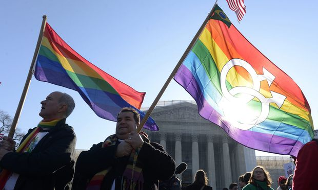 Amerika Homosexuellen-Ehe