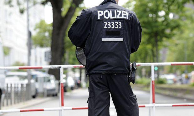 Symbolbild Polizei Berlin. / Bild: imago/Seeliger