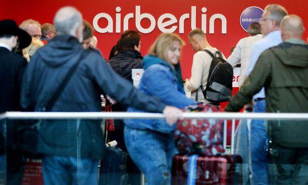 Air Berlin streicht Fluege