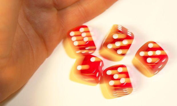 Symbolbild: Glücksspiel