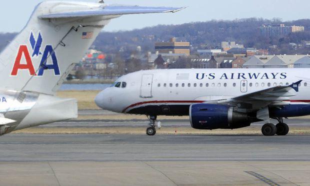American Airlines Airways beschliessen
