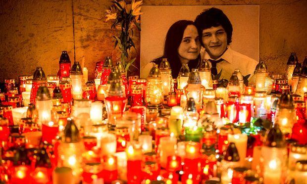 Der slowakische Aufdeckerjournalist Jan Kuciak wurde ermordet.