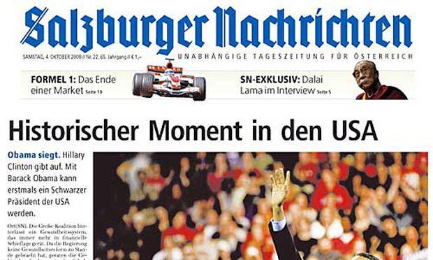 Nachrichten Salzburg