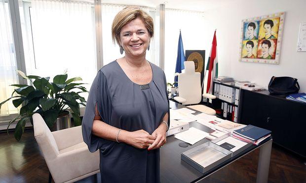 Casinos-Vorständin Bettina Glatz-Kremsner
