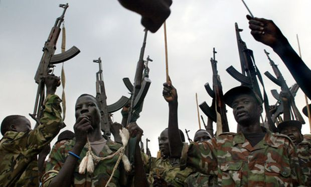 Chronologie des Sudan-Konflikts