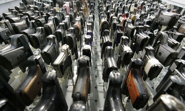 Waffengesetznovelle