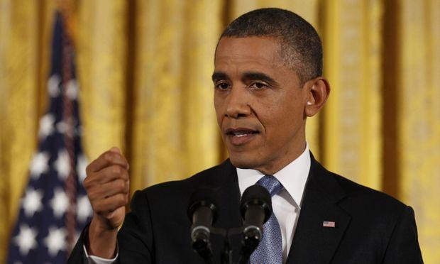 Barack Obama gilt als großer Charismatiker. Auch weil er nicht zu, sondern mit den Menschen redet.