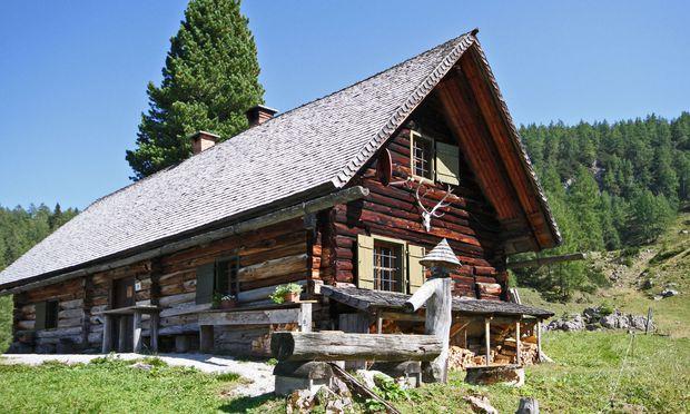 Jagdgut mit 780 Hektar großem Forstgebiet in Oberösterreich.
