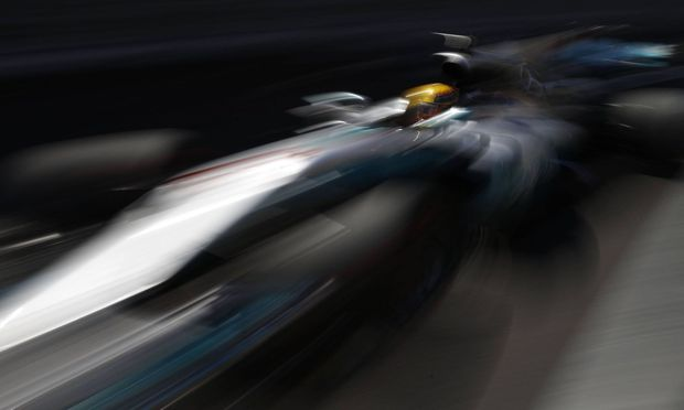 Hamilton zog mit Senna gleich: