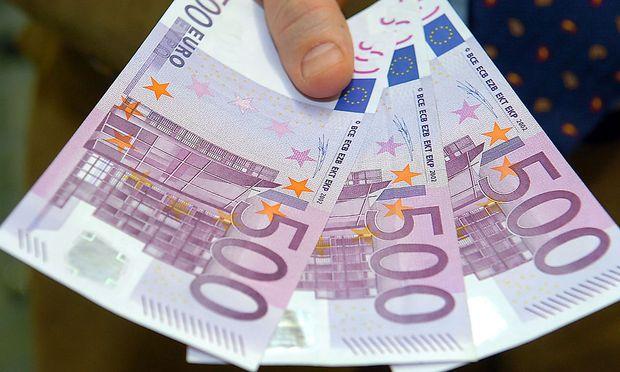Ezb 500 Euro Schein Sicher Eine Diskussion Wert Diepresse Com