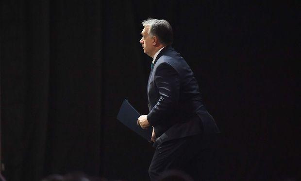 Viktor Orbán (Archivbild) kommt nach Wien.