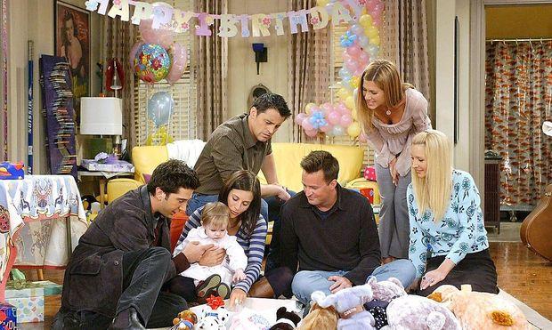 """""""Friends"""" lief auch im ORF sehr erfolgreich"""