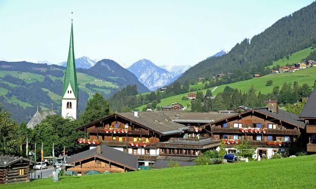 Technologiegespräche in Alpbach.