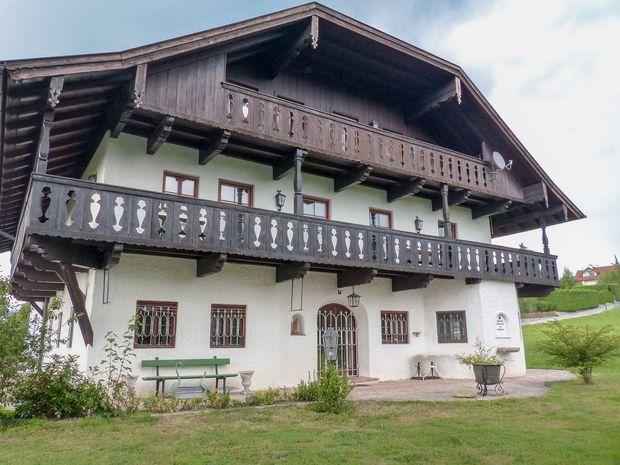 Landhaus in Anthering im Bezirk Salzburg-Umgebung.