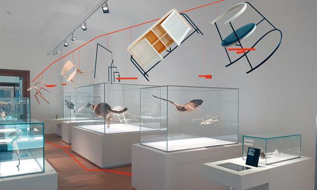 """Ausgewählt. Die Ausstellung """"Selected"""" zeigt 150 Beispiele aktuellen Designs."""