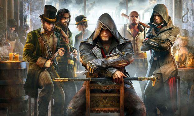 """Das Videospiel """"Assassins Creed"""" hilft Italienischstudenten in den USA, in die Renaissancewelt einzutauchen."""