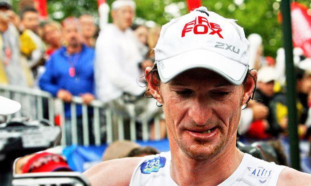 DopingTriathlon Wieder positive Dopingprobe