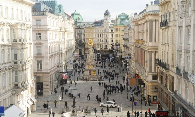 Graben in Wien