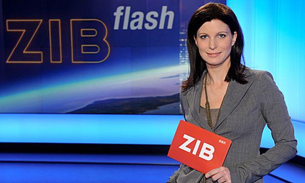 Zib Flash Mit Neuer Moderatorin Yvonne Lacina Diepressecom