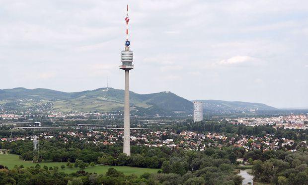 Archivbild: Der Wiener Donaupark / Bild: Clemens Fabry / Die Presse