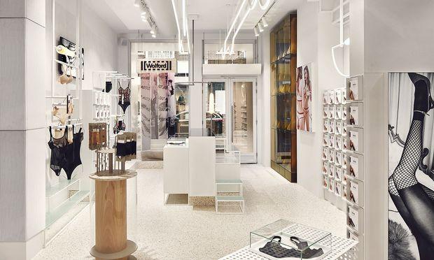 Wolford praesentiert neues Shop-Konzept in Amsterdam