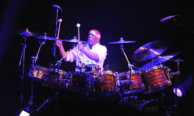 Billy Cobham / Bild: imago images / CTK Photo