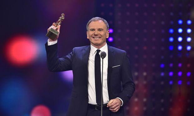 """Im Frühling bekam er die """"Romy"""", (im Bild) nun einen deutschen Preis."""