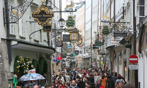 Weltkulturerbe aerger ueber Salzburg