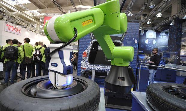 24 04 2017 xkhx Hannover Messe Fair Industrieschau im Zeichen der Digitalisierung Hannover Messe