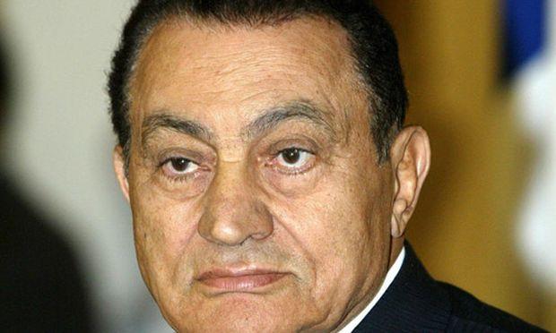 Kairo: Mubaraks Konten sollen gesperrt werden