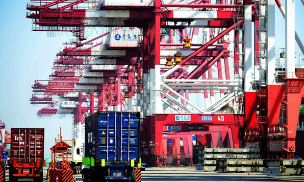 Chinas Wirtschaft wächst im dritten Quartal um 6,8%