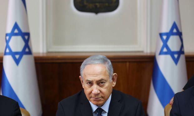 Netanyahu will kein FPÖ-Mitglied in Österreich treffen, auch die Außeministerin Kneissl nicht