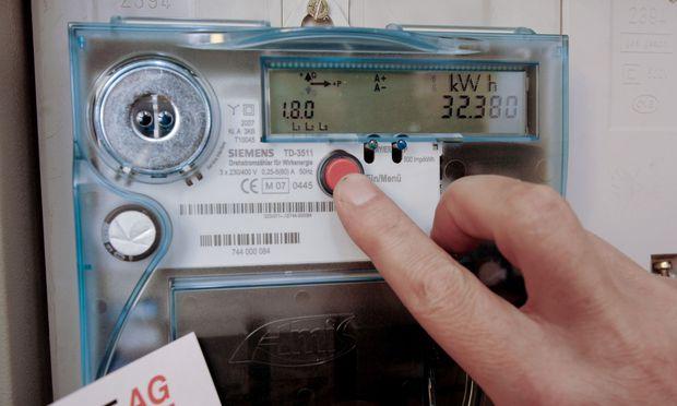 Der Rechnungshof übt Kritik an der Smart-Meter-Einführung.